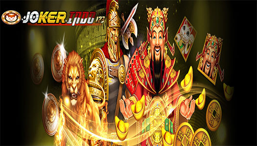Slot Joker Gaming Provider Game Slot Uang Asli